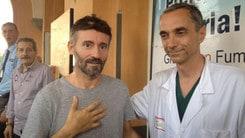 MotoGp, Biaggi: «Mi dispiace per Rossi, capisco il suo dolore»