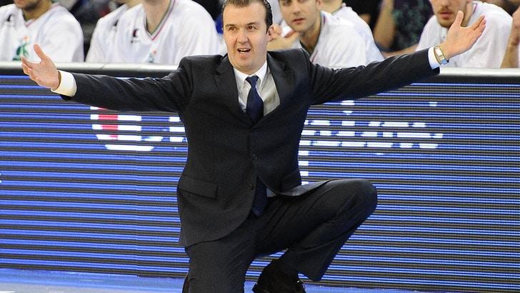 Basket, Pianigiani: «Armani? Con senso di responsabilità»