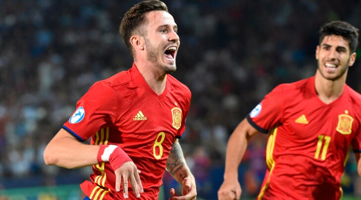Europei Under 21, Spagna-Italia 3-1: tripletta di Saul, è finale