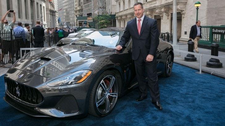 Maserati Gran Turismo MC, New York ai suoi piedi