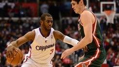 NBA, Chris Paul passa agli Houston Rockets