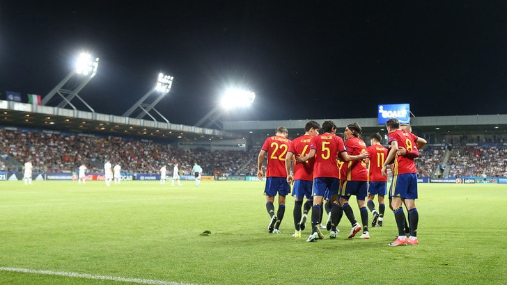 Europei Under 21, Germania-Spagna 1-0: rivivi la diretta