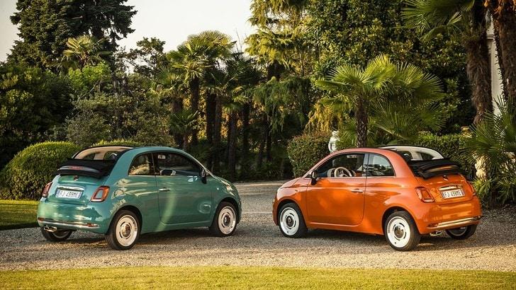 Fiat 500 Anniversario, la nuova serie speciale celebrativa