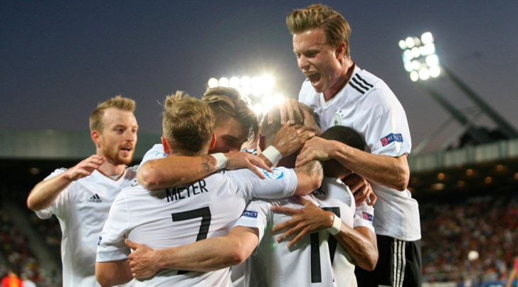 Europei Under 21, trionfo Germania: Weiser stende la Spagna