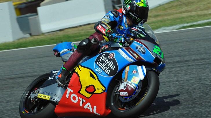 Moto2 Gp Germania fp1: solo Oliveira meglio di Morbidelli, Corsi 4°