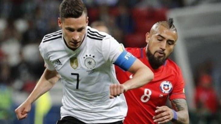 Cile-Germania 0-1: i tedeschi vincono la Confederations Cup