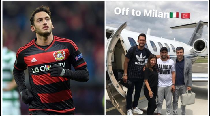 Sky - Milan, Calhanoglu in pugno: accordo col Bayer Leverkusen vicino