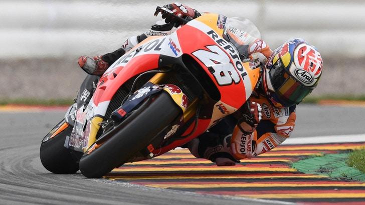 MotoGP, Rossi: senza nuovo telaio sarebbe stata una Waterloo
