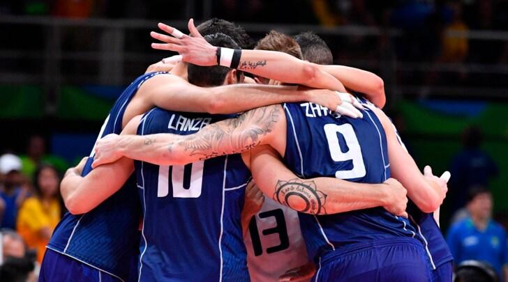 Volley: la Volleyball Nations League, l'Italia la giocherà a Modena e Eboli