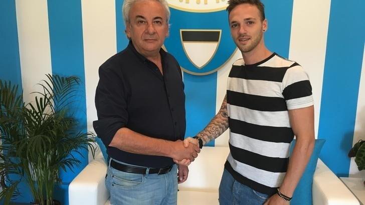 Calciomercato Spal, Lazzari rinnova il contratto fino al 2021