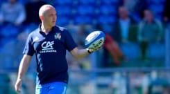 Rugby, Gavazzi su O'Shea: «Ho fiducia»