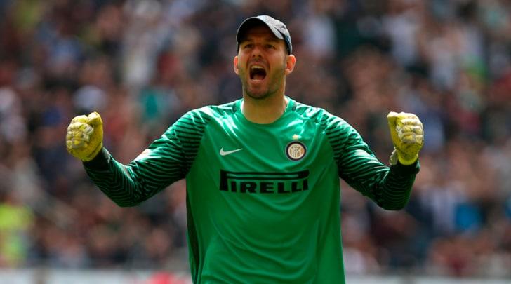 Serie A Inter, Handanovic: «Stagione dura, ma puntiamo in alto»