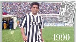 Juventus, da Baggio a Bernardeschi? Nel 1990 la rivolta di Firenze
