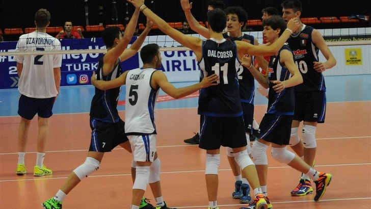 Azzurrini vincenti con la Rep. Ceca, 3-1 e ora la Bielorussia