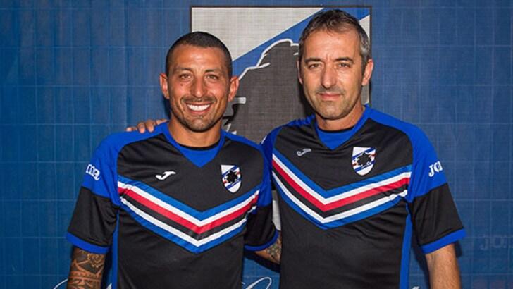 Calciomercato Sampdoria, Palombo si ritira. Lavorerà con Giampaolo