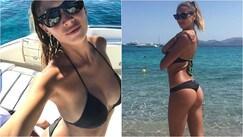 Il bikini di Melissa Satta fa impazzire i fan