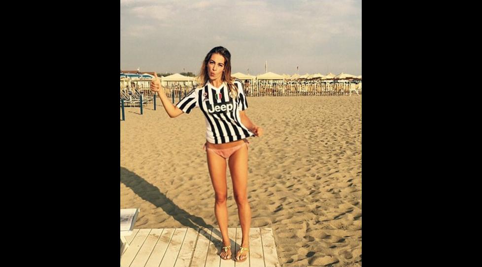 <p>La pallavolista italiana classe &#39;86 su Instagram ha fatto impazzire i tifosi bianconeri, adesso dopo la parentesi indonesiana giocher&agrave; a Pesaro</p>