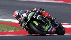 Sbk, Portogallo: Rea vince Gara1, Ducati sul podio