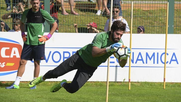 Gazzetta dello Sport Alisson: