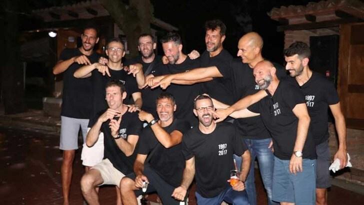 Addio al volley giocato per Luca Tencati