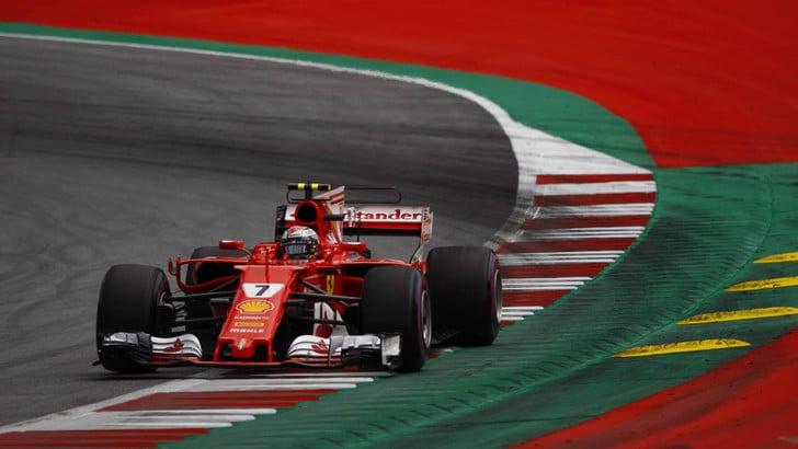 F1, Raikkonen: «Abbiamo avuto difficoltà, ma il risultato è ok»