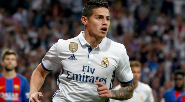 Bayern Monaco, UFFICIALE: preso James Rodriguez dal Real Madrid