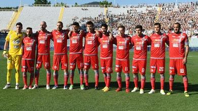 Serie C Piacenza-Alessandria 3-2. I grigi si fanno rimontare due reti