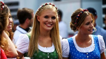 Gp Austria: le grid girls incantano la F1