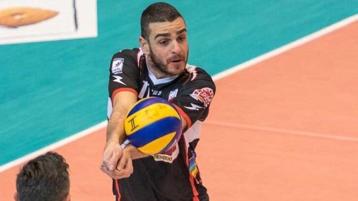 Daniele De Pandis nuovo libero della Diatec Trentino