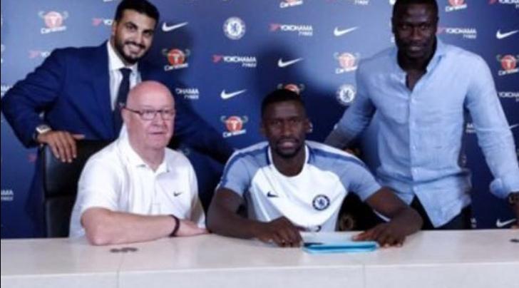 Accordo trovato per il passaggio di Rüdiger al Chelsea