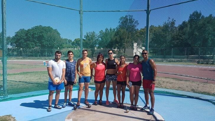 Salis, stage con gli atleti di Malta