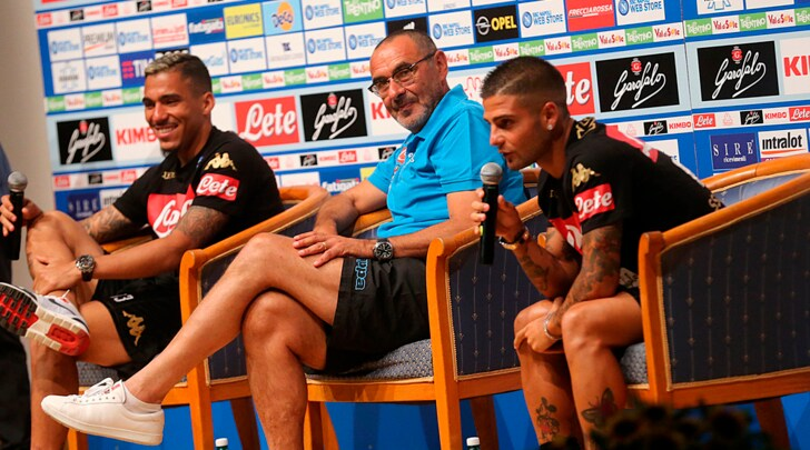 Calciomercato Napoli, Insigne: