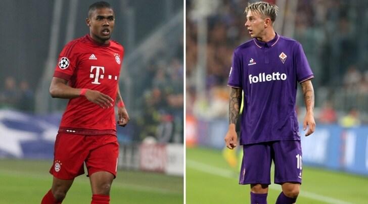 Calciomercato Juventus, passi avanti col Bayern Monaco per Douglas Costa