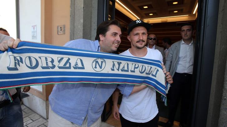 Rui è il secondo colpo del Napoli