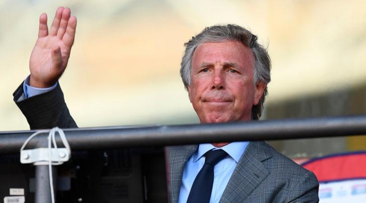 Preziosi: «Cessione Genoa? Offerta accettata, stiamo discutendo»