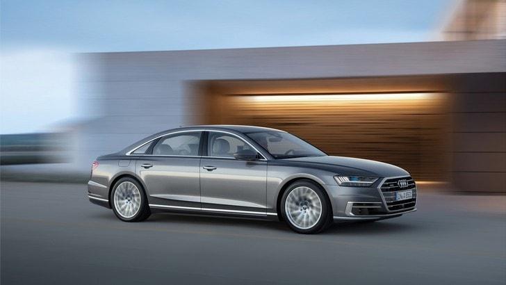 Audi A8, il futuro è già qui