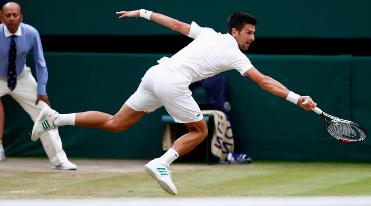 Wimbledon: Djokovic 'cede' a Berdych