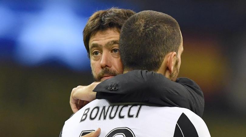 «Bonucci resta alla Juventus»: 8 motivi dei tifosi per convincere Leo