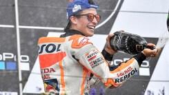 MotoGp, Marquez: «Rispetto Rossi al 100%»