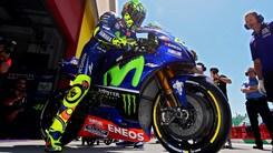 MotoGp, Rossi: «Per il mondiale nessuno è favorito»