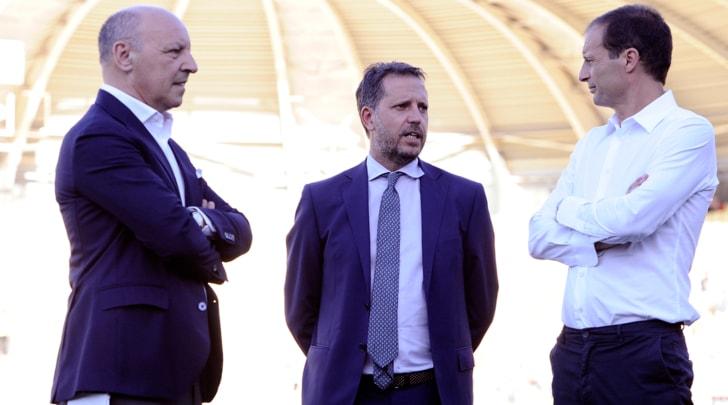 Juventus, caccia al centrocampista: i nomi sulla lista di Marotta e Paratici