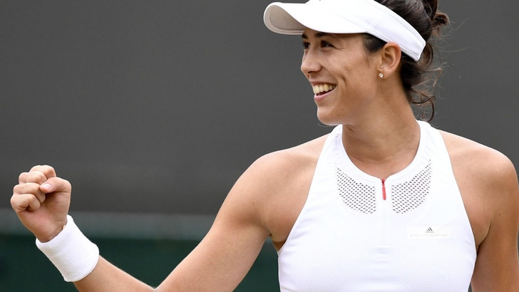 Tennis, Wimbledon: Muguruza favorita sulla Williams
