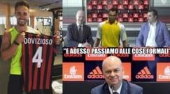 Milan, l'arrivo di Bonucci fa impazzire i tifosi
