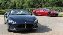 MaseratiGranTurismo e GranCabrio MY18, il brivido dell'esclusività