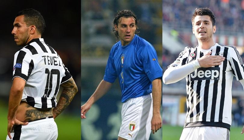 Juventus, non solo Bonucci: 10 dolorose cessioni