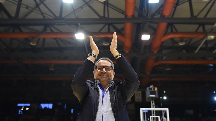Basket Serie A, ufficiale: Caserta non ammessa