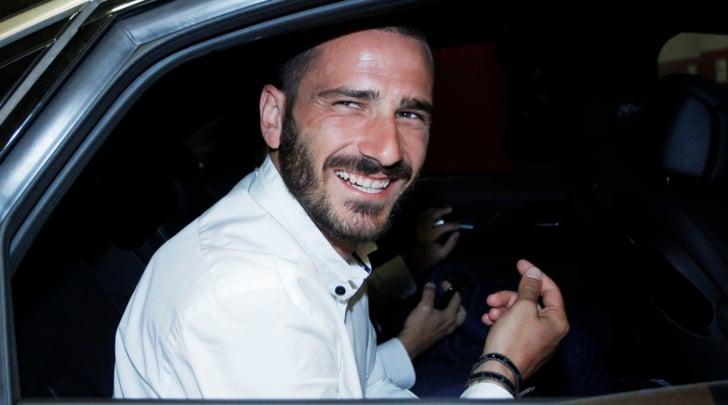 Bonucci-Milan, il saluto social alla Juve: