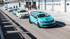 Renautl Clio Cup, Tuttosport corre a Misano