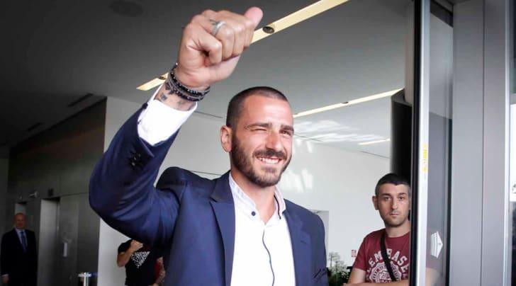 Bonucci via, ma le cessioni non hanno mai scalfito la Juventus