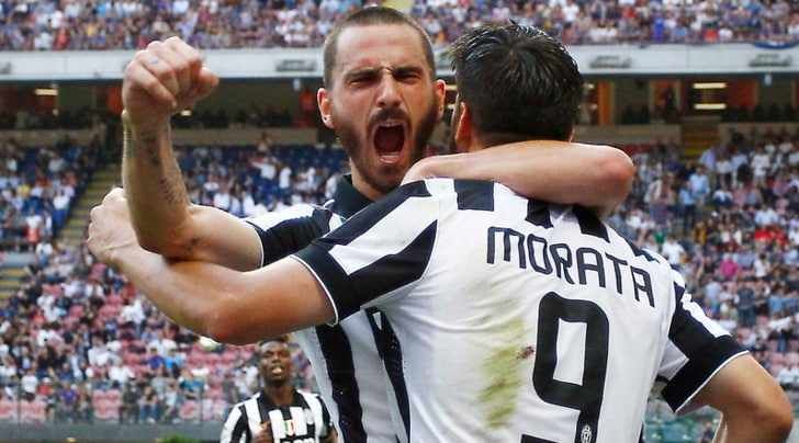 """Calciomercato, estasi Milan: Bonucci """"chiama"""" pure Morata"""